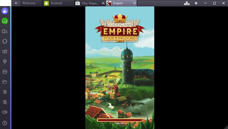 Empire four kingdoms на компьютер скачать бесплатно