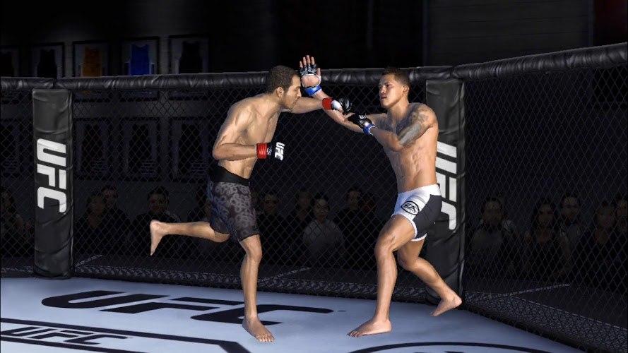 Игровой процесс EA Sports UFC