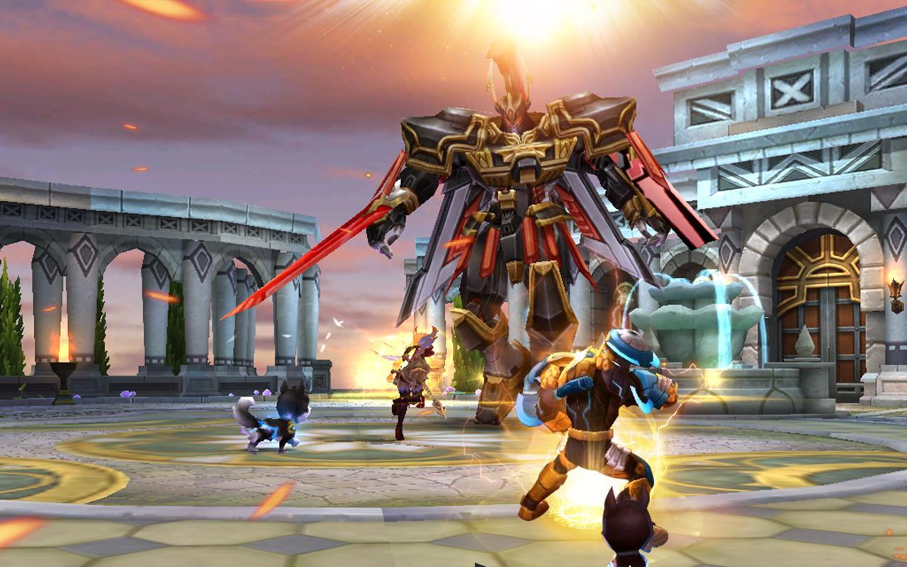 Игровой процесс Sword of Chaos