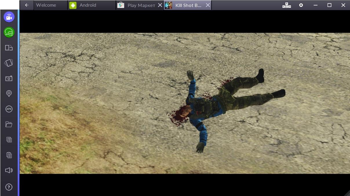 Скачать kill shot на компьютер