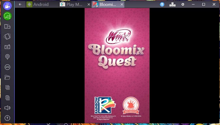 Bloomix quest скачать на компьютер