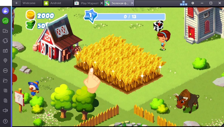 Скачать зеленая ферма на компьютер