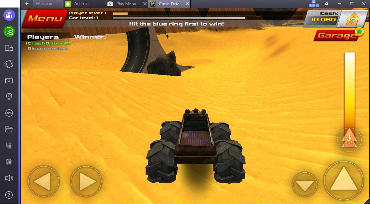 crash-drive-2-gonochnaya-igra-igrovoj-interfejs