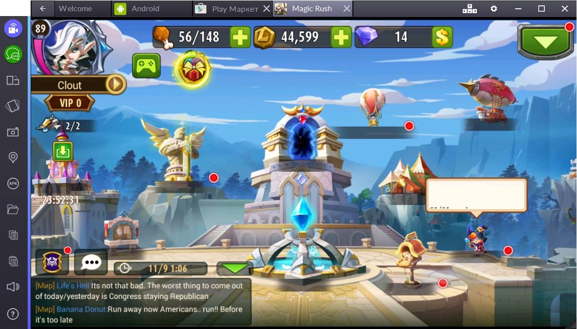 magic-rush-heroes-igrovoj-interfejs