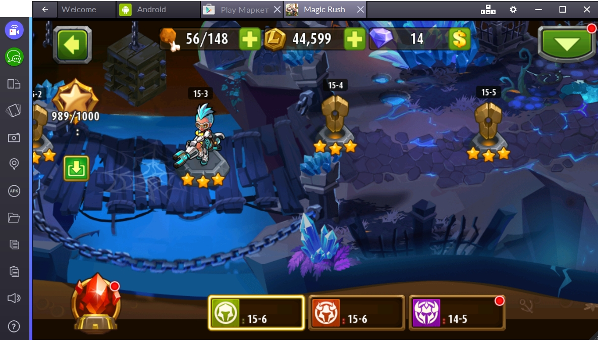 magic-rush-heroes-karta