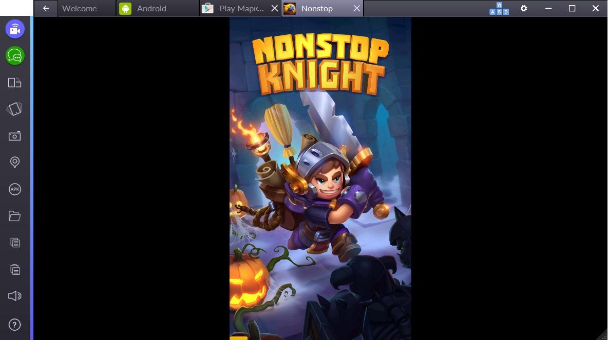 nonstop-knight-glavnyj-ekran