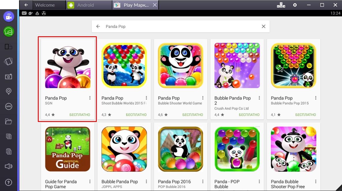 Panda pop игра скачать на компьютер бесплатно
