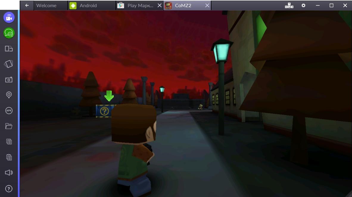 zov-mini-zombi-2-igrovoj-interfejs