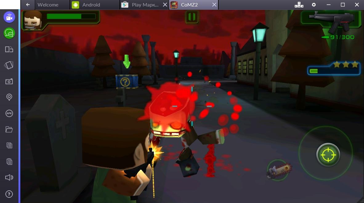 Скачать зов мини зомби 2 на компьютер